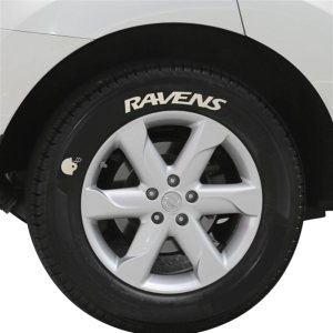 Baltimore Ravens Tire Tatz