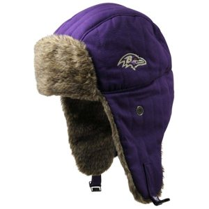 `47 Brand Baltimore Ravens Stevenson Trooper Hat