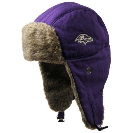 47 Brand Baltimore Ravens Stevenson Trooper Hat