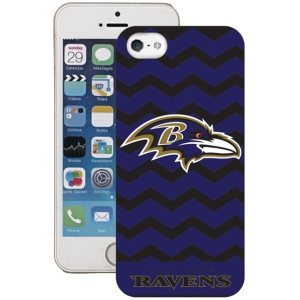 Baltimore Ravens Chevron iPhone 5 Case