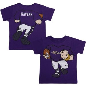 Baltimore Ravens Toddler Football Dreams TShirt