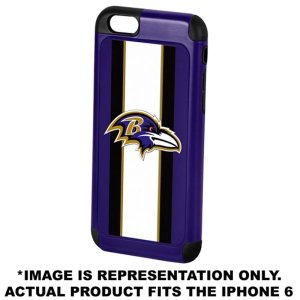 Baltimore Ravens iPhone 6 Dual Hybrid 2Piece Case