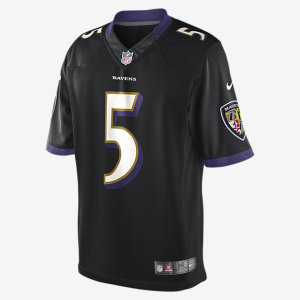 NFL BALTIMORE RAVENS LIMITED JERSEY JOE FLACCO