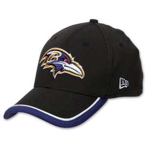 New Era Baltimore Ravens NFL  On Field Hat
