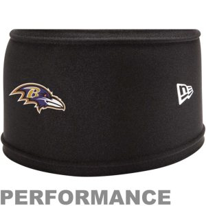 New Era Baltimore Ravens NFL Training Skull Performance Headband