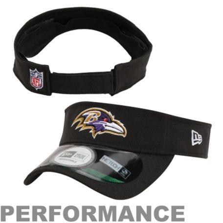 New Era Baltimore Ravens On-Field Adjustable Visor