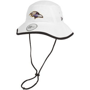 New Era Baltimore Ravens Training Bucket Hat