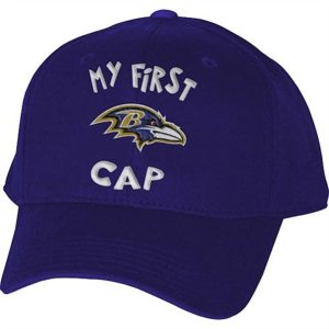 Reebok Baltimore Ravens Infant My First Hat