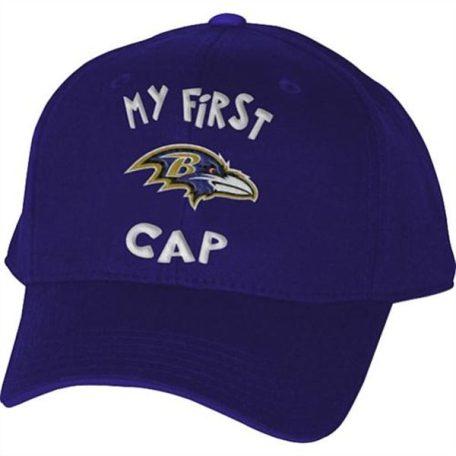 Reebok Baltimore Ravens Infant My First Hat