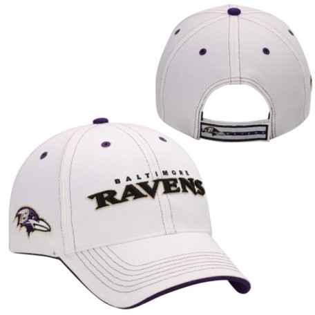 47 Brand Baltimore Ravens Polar Adjustable Hat