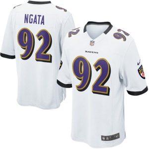 Haloti Ngata Baltimore Ravens Nike Game Jersey