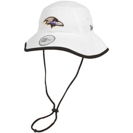 New Era Baltimore Ravens Training Bucket Hat